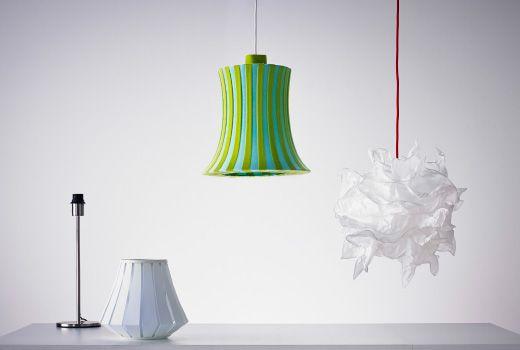 IKEA Lamp shades bases & cords harrer Pinterest