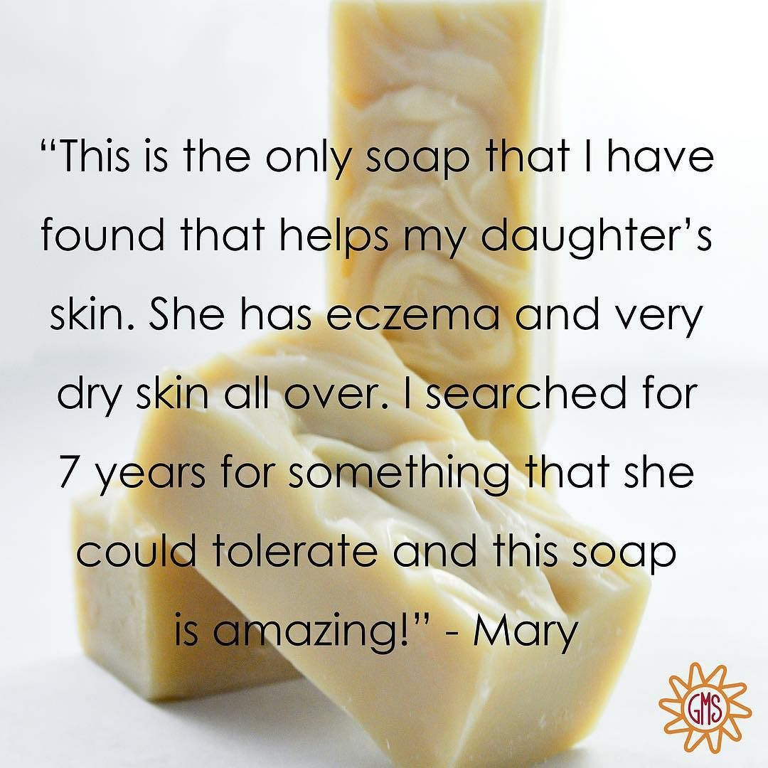 Have you tried our #goatmilksoap yet? #soap #testimonial #eczema #milk #healthy #goatmilk #goatmilkstuff by goatmilkstuff