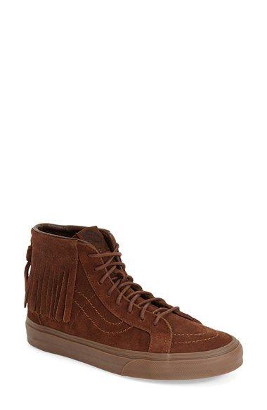 23476b214d3 VANS  Sk8-Hi  Moc Sneaker (Women).  vans  shoes
