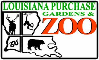 Louisiana Purchase Gardens And Zoo Monroe La Louisiana Purchase Louisiana Zoo