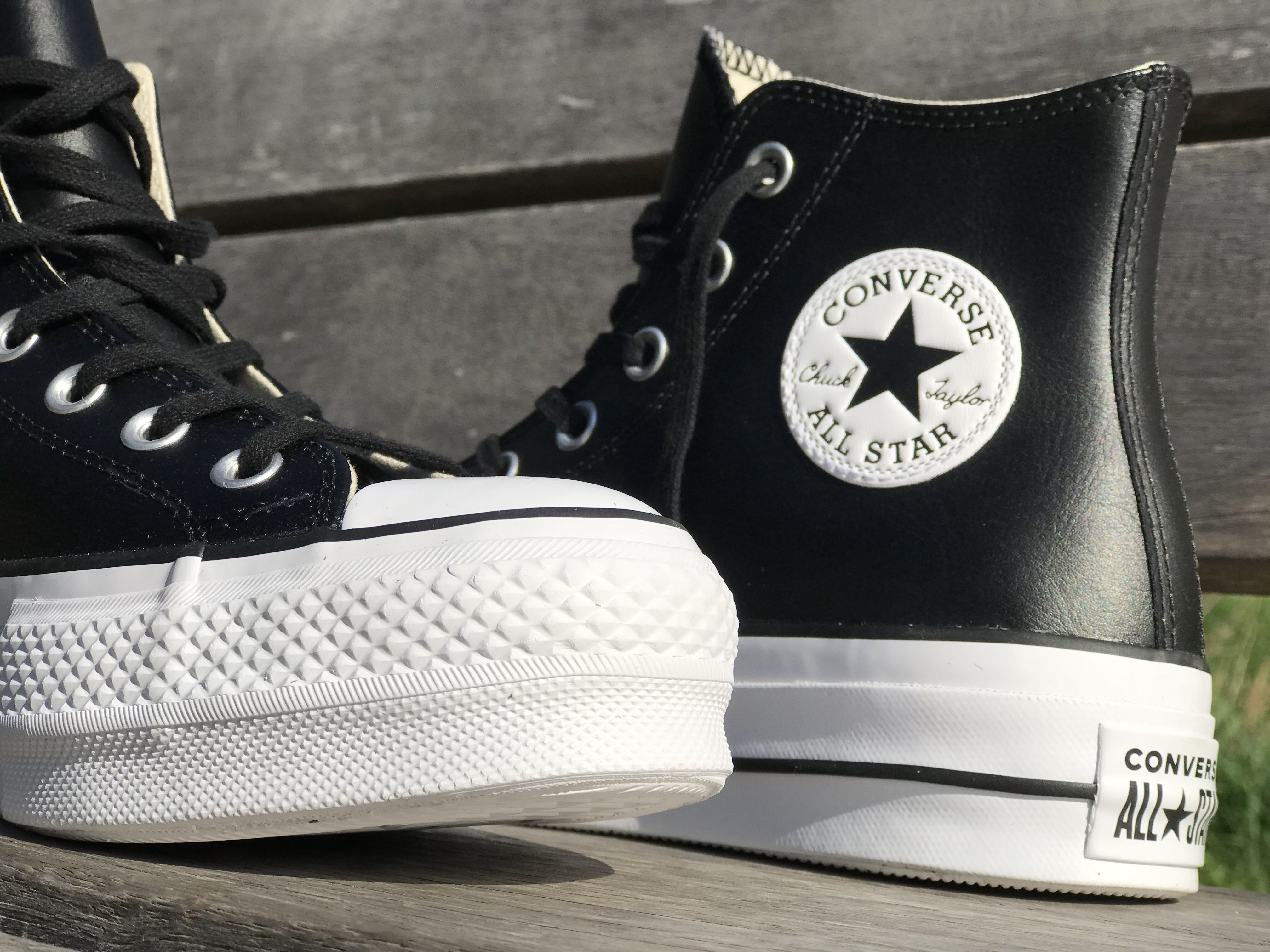 Converse Chuck Taylor All Star Lift Hi ideálne tenisky do