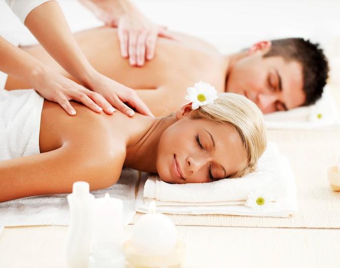Couples Massage Body Massage Spa Massage Therapy Couples Massage