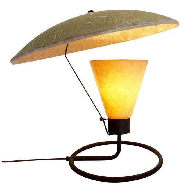 Image of Mitchell Bobrick-Style Table Lamp