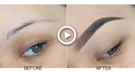 Updated Eyebrow Routine | Instagram Eyebrows Tutorial | Step by Step #eyebrowstutorial