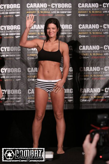 MMA Start 5'8 145lbs  So strong and beautiful  I'm only 5'4 but I