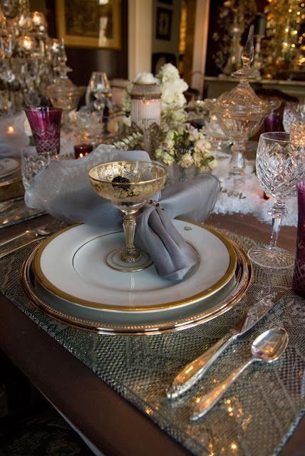 Be My Guest. Table ScapesFormal Table SettingsBeautiful ...