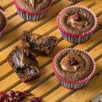 Nutella Stuffed Cinnamon Muffins | Rolling Spoons