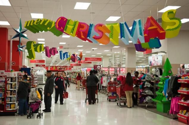 A happy holiday season after all December retail sales beat - retail sales associate