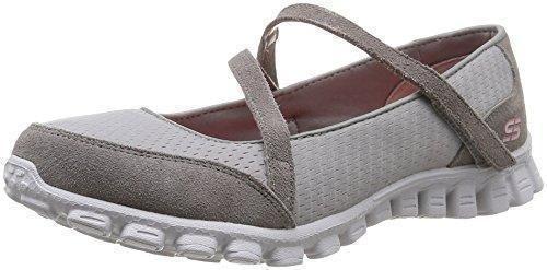 Oferta: 54.76€ Dto: -10%. Comprar Ofertas de Skechers Ez Flex 2 - A-Game - Zapatillas de deporte para mujer, color gris, talla 38 barato. ¡Mira las ofertas!