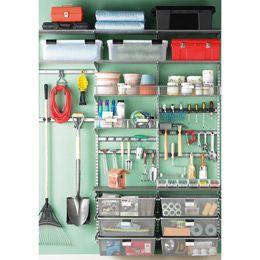 Platinum Elfa Utility Garage Storage Organizing Pinterest