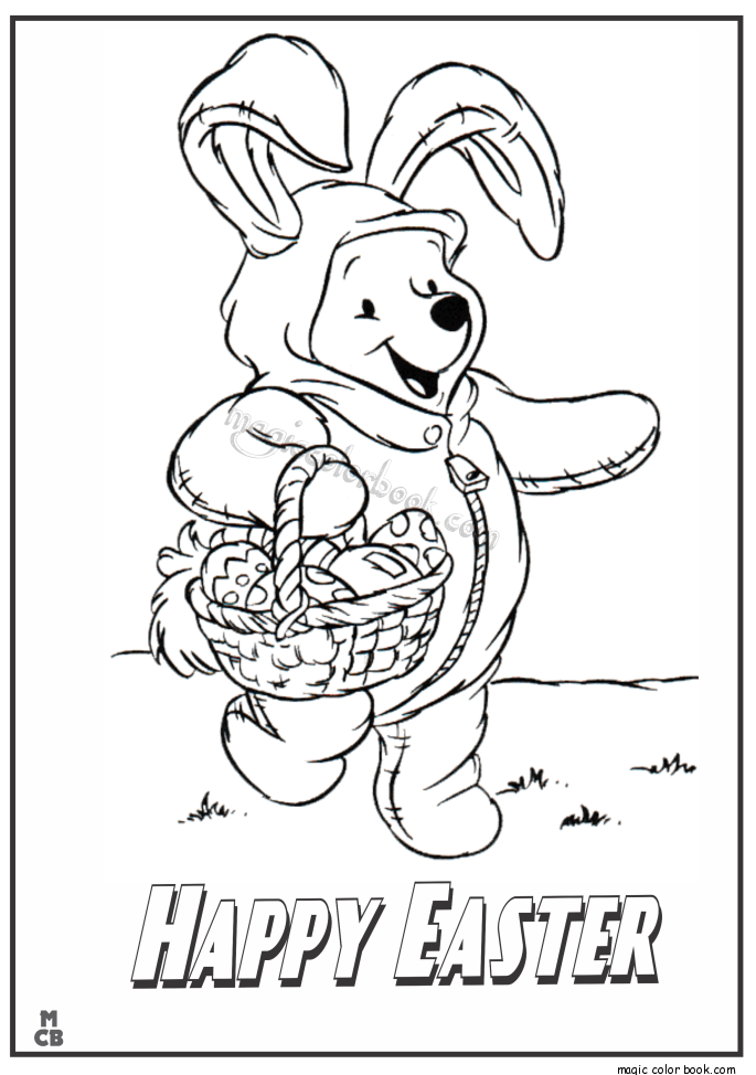 Easter Coloring Page 65 For Kids And Adults From Entertainment Pages Holidays