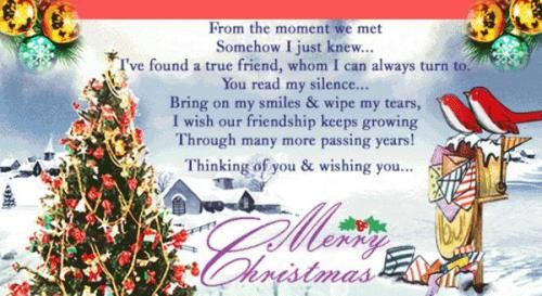 Merry Christmas quotes, inspirational Christmas messages for your - christmas greetings sample