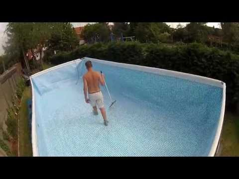 350 Cheap Swimming Pool How To Make Dreams Come True Youtube Diy Swimming Pool Building A Swimming Pool Intex Swimming Pool