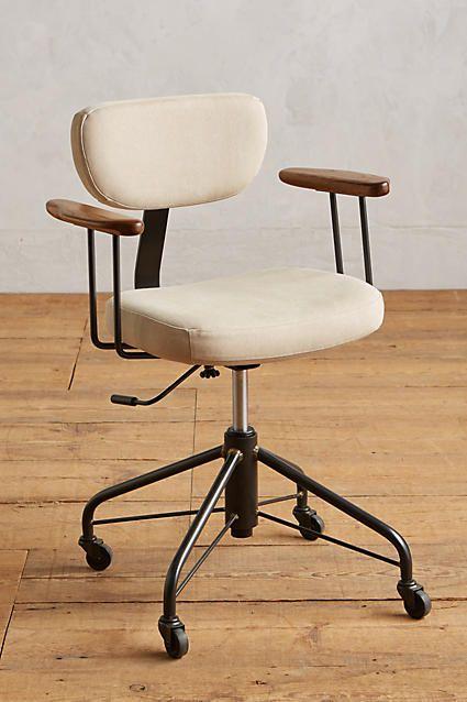 Kalmar Desk Chair Stylish Office Chairs Desk Chair Home Office