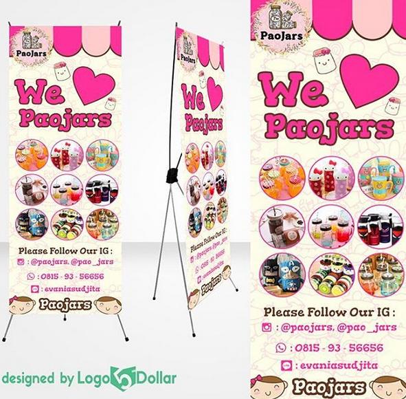 Desain Label Makanan Ringan, Desain Label Makanan Online