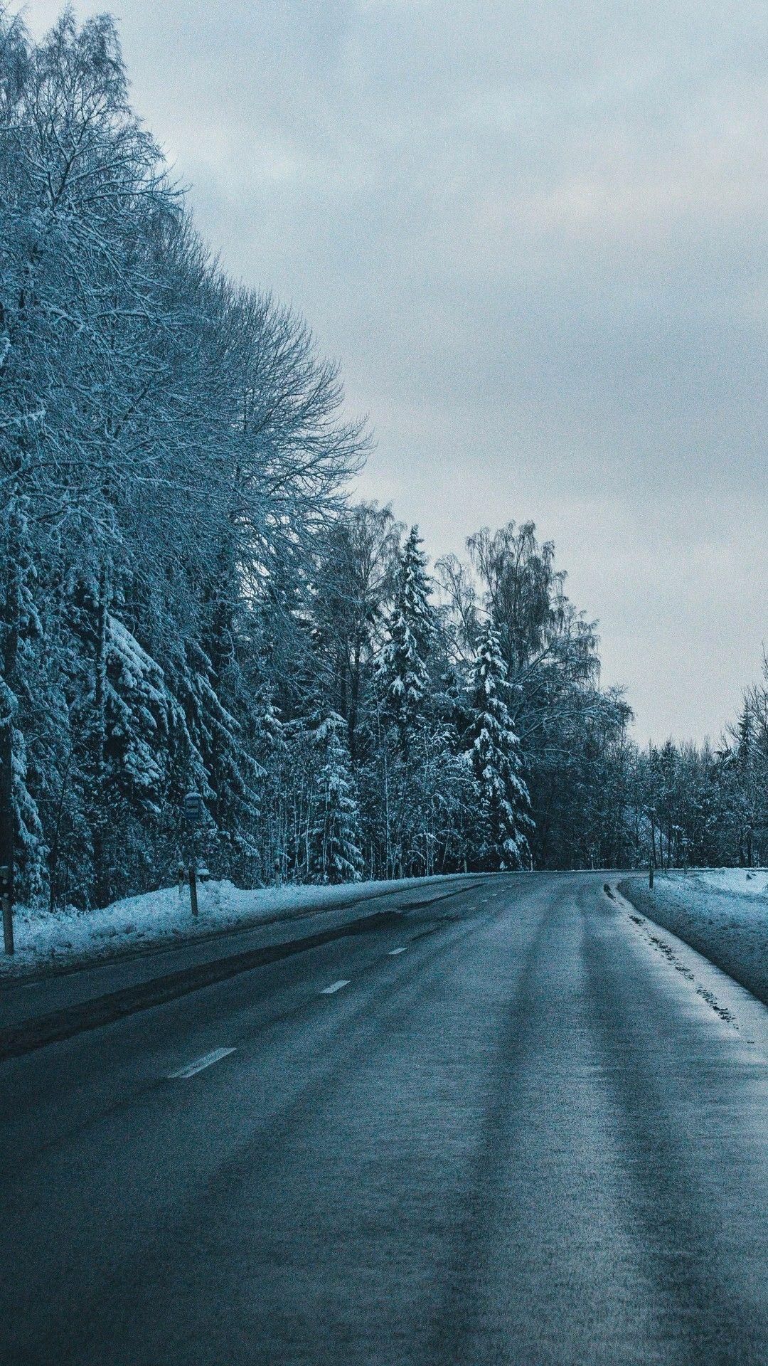 Snowy Road Winter Wallpaper Hd Winter Wallpaper Background Hd wallpaper snow winter road asphalt