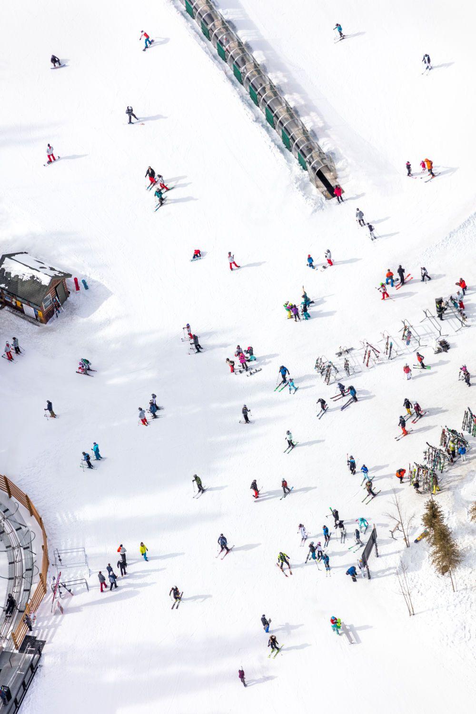 Gray Malin Art in 2019 Aspen, Skiing, Mountain photography