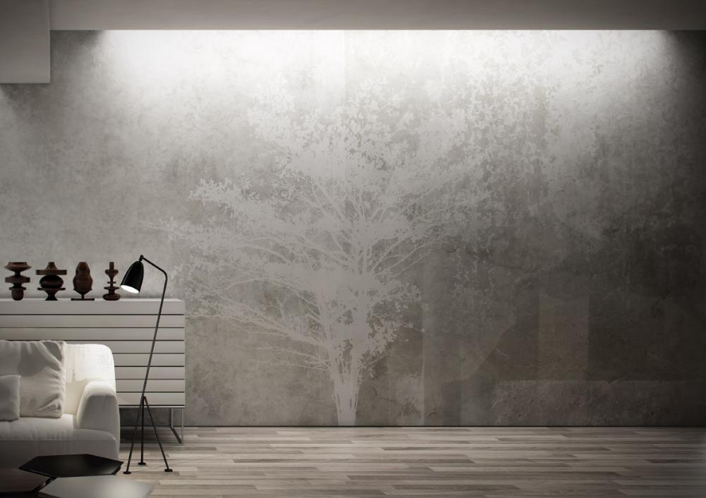 Carta da parati Tree in 2020 Design, Home decor