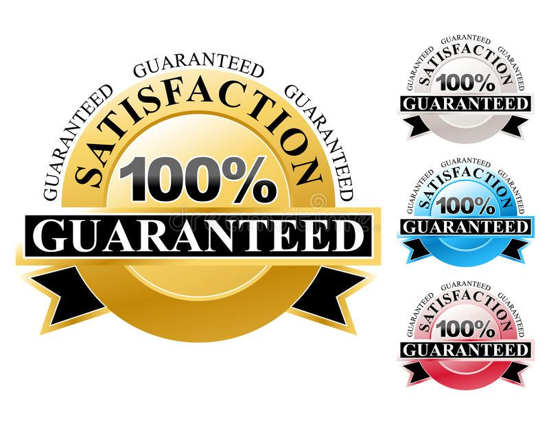100 Satisfaction Guaranteed Icons Set Choose From A Colorful Set Of 100 Satis Aff Choose Business Card Design Creative Icon Set Stock Photography Free