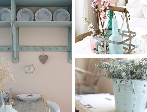 Toilet accessoires brocante 080129 ontwerp for Huis interieur ideeen