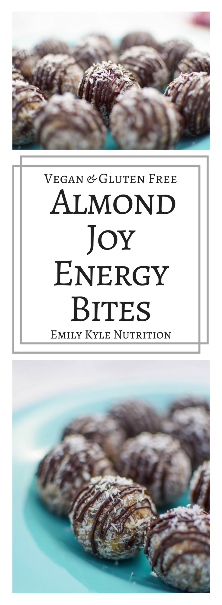 Every dessert should be nutritious and delicious!! Get the best of both worlds with these vegan and gluten-free friendly energy bites.