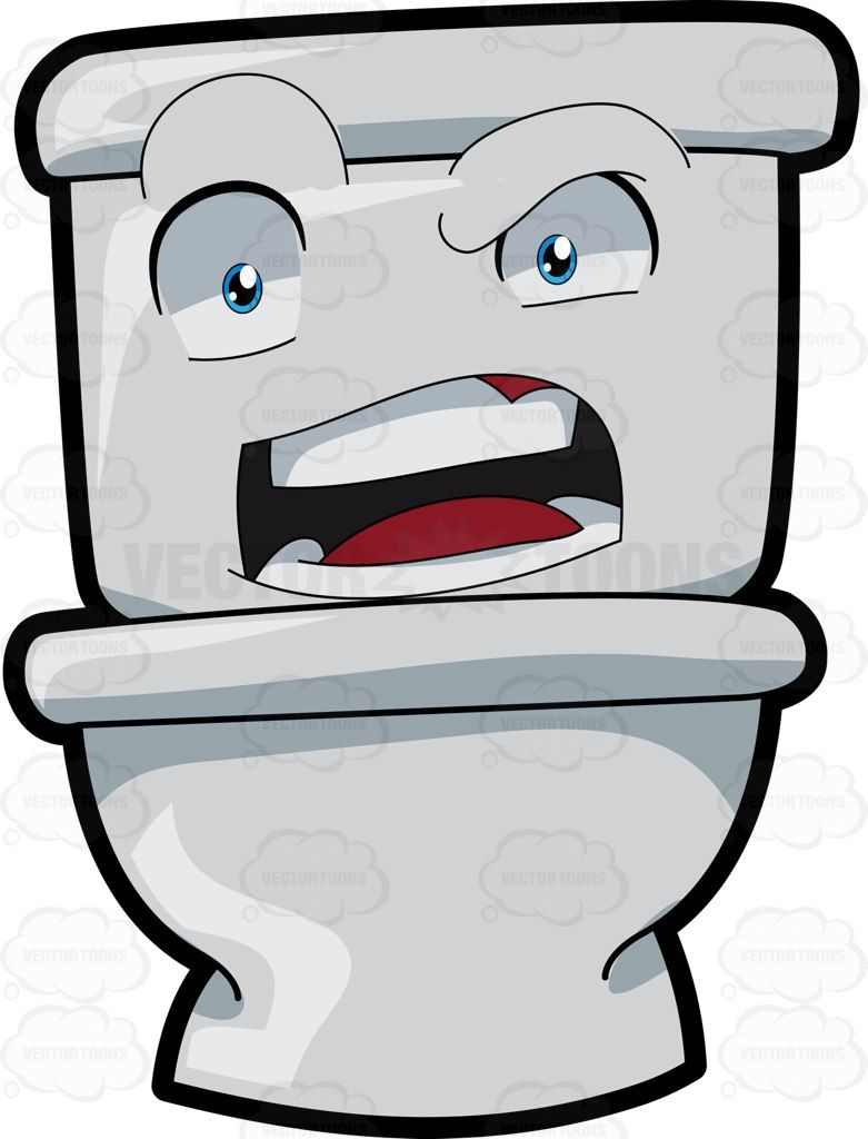 a disappointed and shocked toilet seat rh pinterest co uk Graffiti Brick Wall Clip Art Brick Wall Background