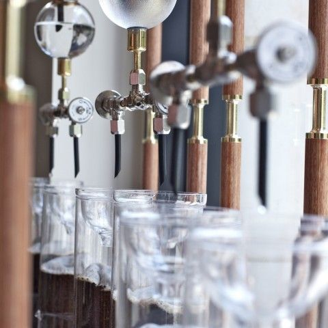 Kyoto Drip Coffee Maker : Kyoto Drip Coffee Oji Cold Brew at Cafe Demitasse in Santa Monica CA Coffee, Tea, & other ...
