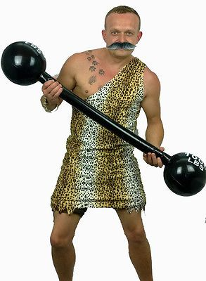 small-1920s-40s-Circus-Strongman-Weights-Fancy-Dress-Mens-Stag-Party-Costume  sc 1 st  Pinterest & Mens Small 1920-40s Circus Strongman u0026 Weights Fancy Dress Stag ...