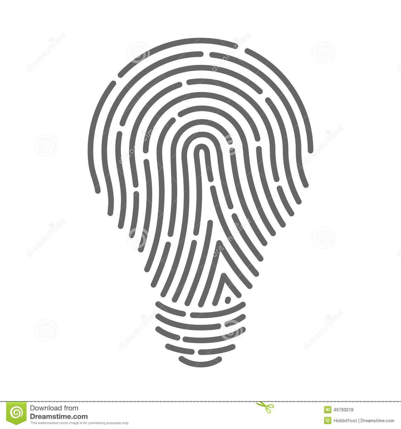 Fingerprint Graphic Design