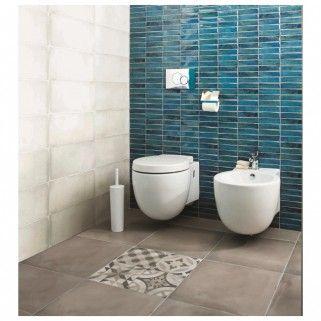 Mozaika Mont Blanc 20 X 30 Cm Niebieska 1 02 M2 Glazura I Terakota Lazienka Katalog Produktow Blue Bathroom Tile Bathroom Design Blue Bathroom