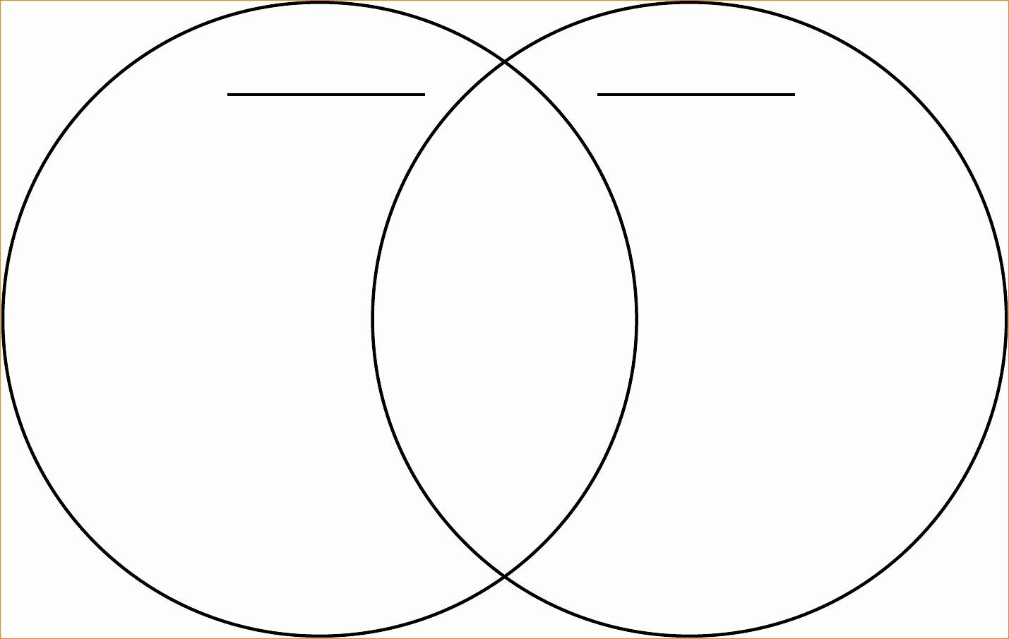30 Venn Diagram To Print In With Images