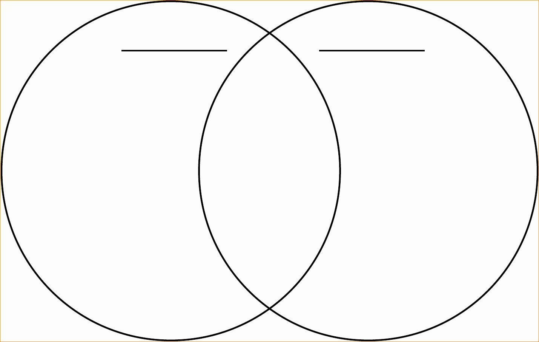 40 Venn Diagram Template Word In
