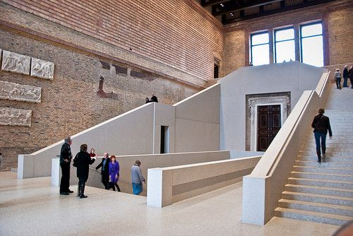 Gallery Of Neues Museum David Chipperfield Architects In Collaboration With Julian Harrap 11 David Chipperfield David Chipperfield Architects Museum