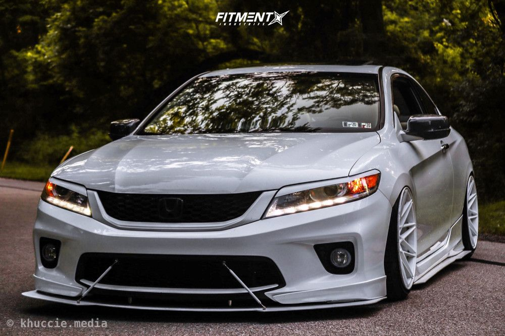 14 2014 Accord Honda Ex L Air Lift Performance Air