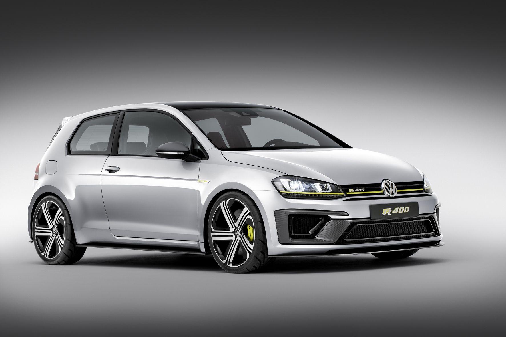 Volkswagen R GmbH toont alles overtreffende überGolf