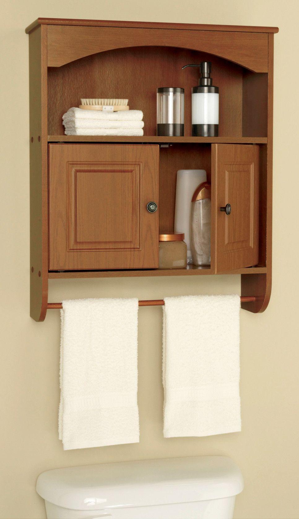 99+ Bathroom Wall Cabinet with towel Bar - Kitchen Decor theme Ideas ...