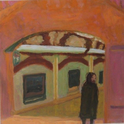 Art Inspiration, Bridget Moore