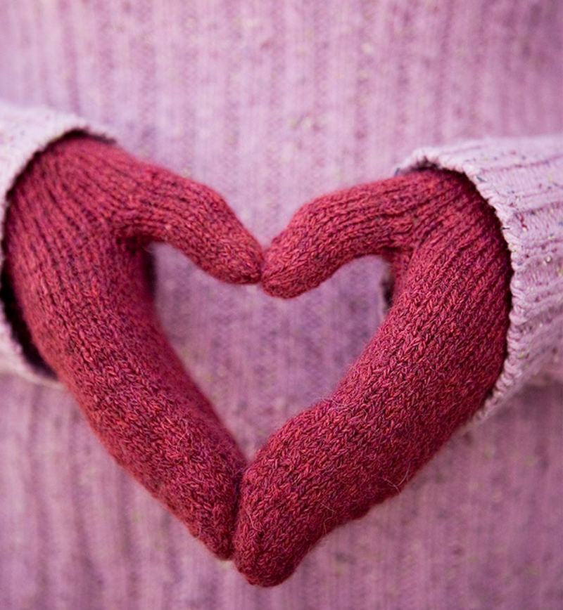 How to Knit the World\'s Best Mitten Thumb\