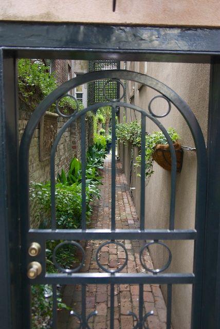 Savannah Alley Garden