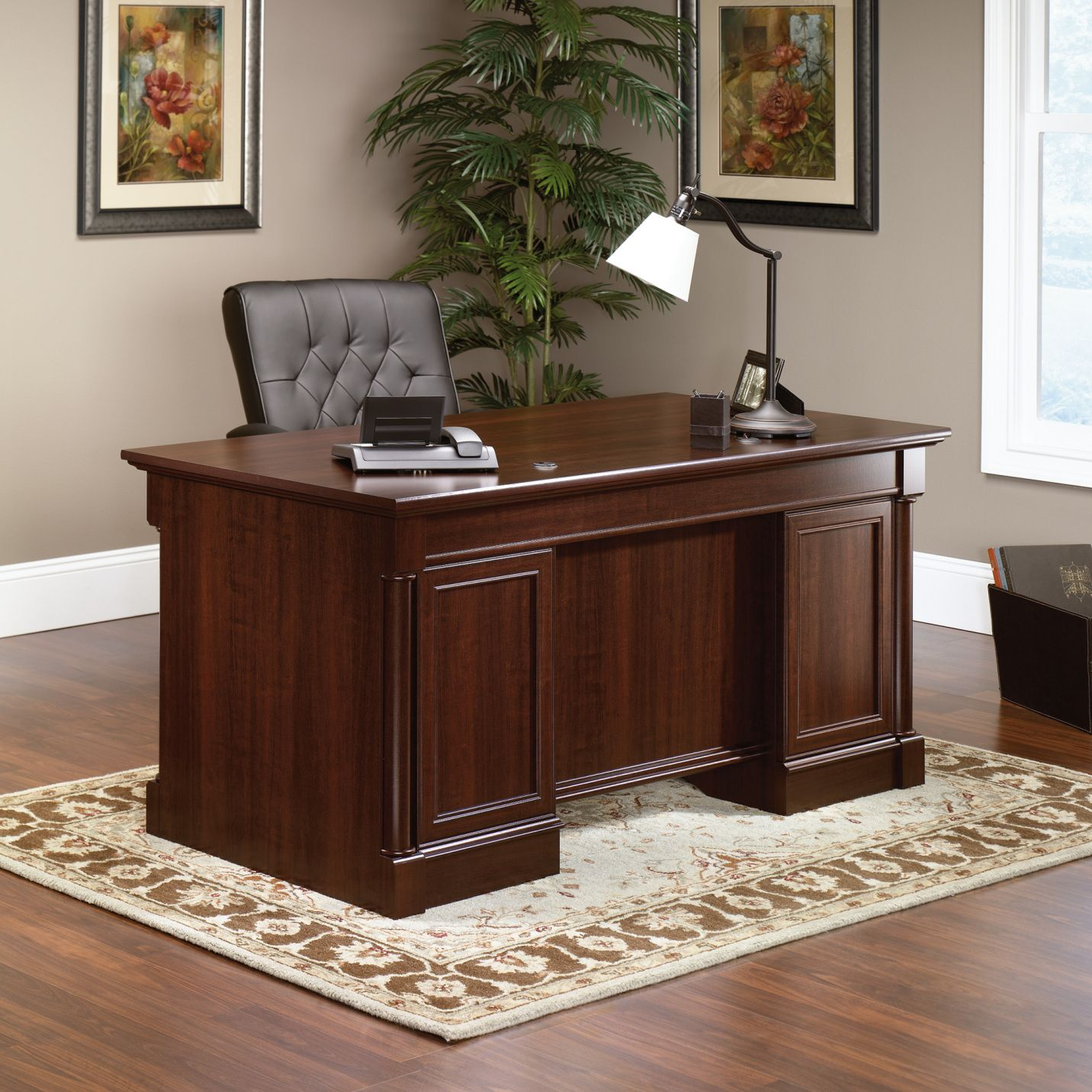 traditional custom home office. Traditional Executive Desks - Custom Home Office Furniture Check More At Http://michael T