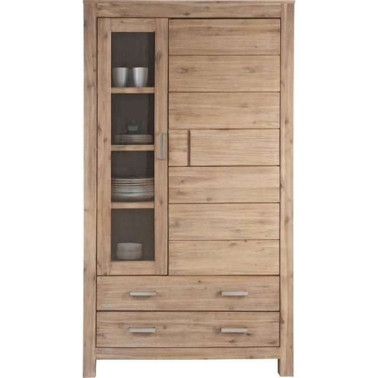 Küche Möbel Martin Instore Vitrine Mali | Tall Cabinet Storage, Home Office Design ...