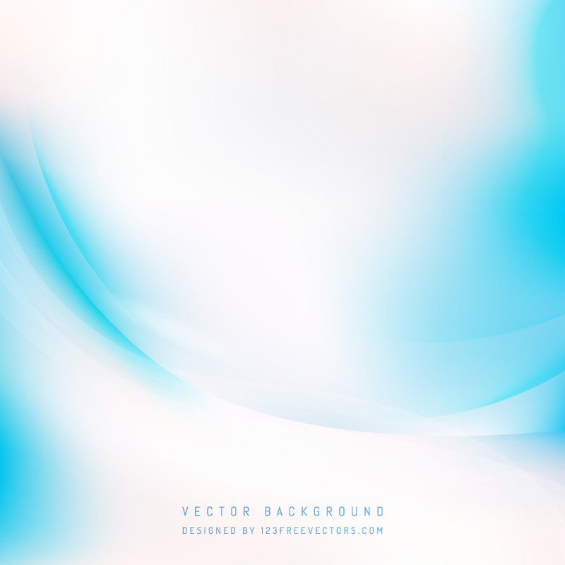 Abstract Blue White Wave Background Design Background Design