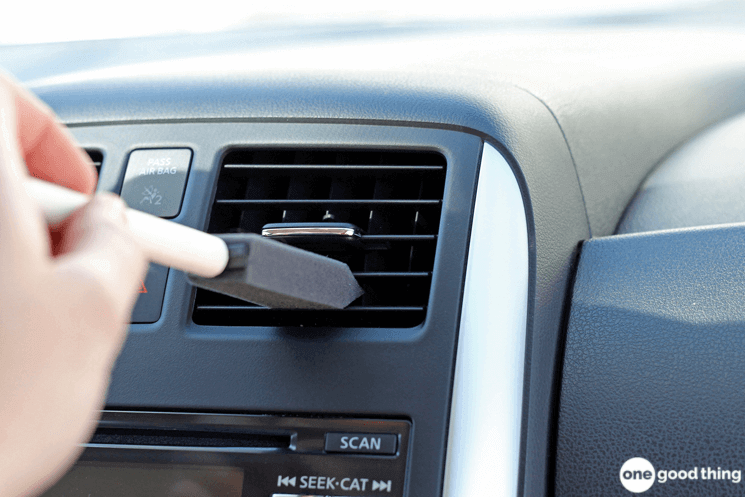 20 clever car cleaning hacks