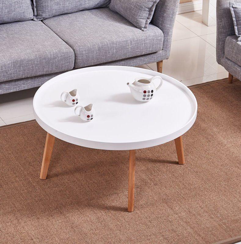 Simeone Raised Edge Coffee Table 160