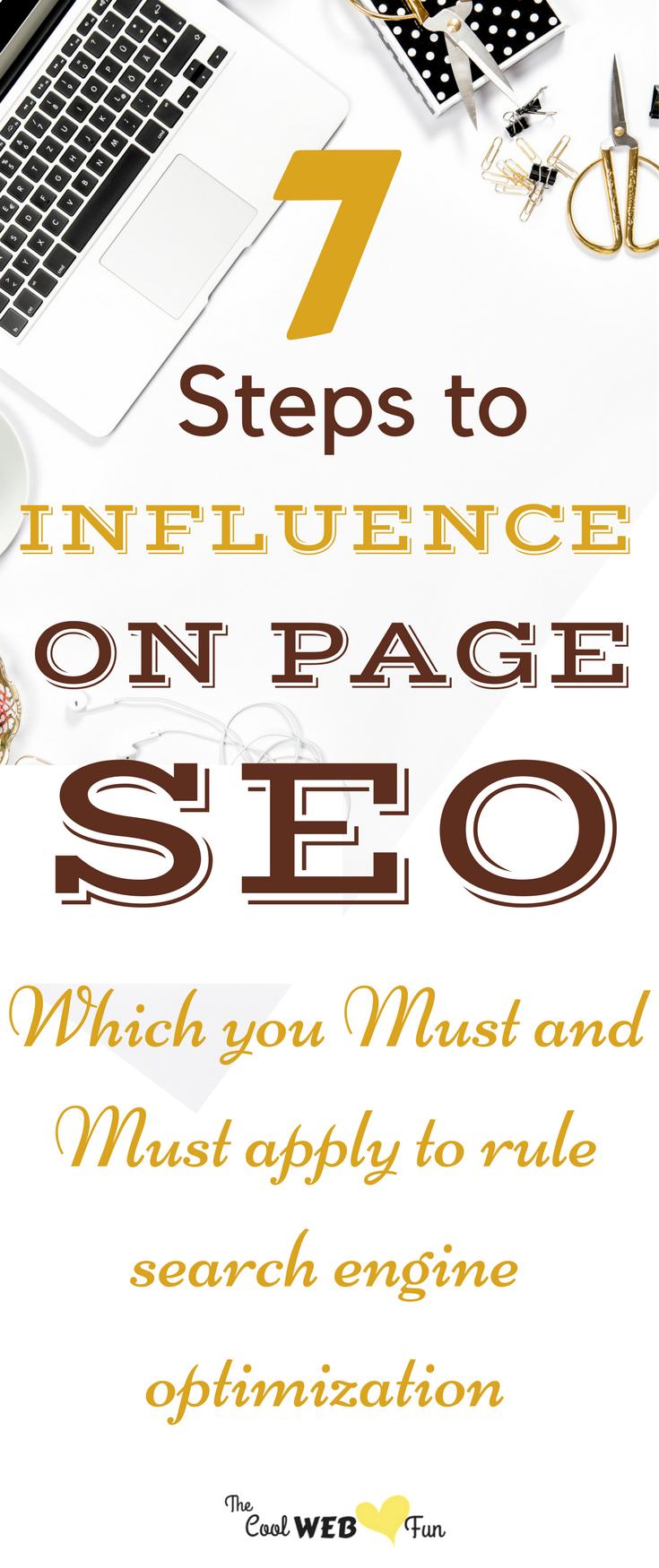 Strategic guide on search engine optimization | SEO | Pinterest ...