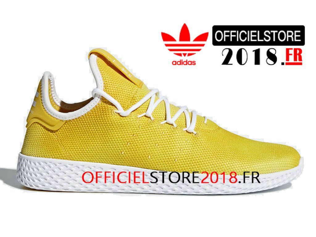 Adidas Chaussures Homme Pharrell Williams Tennis Hu Pk Prix