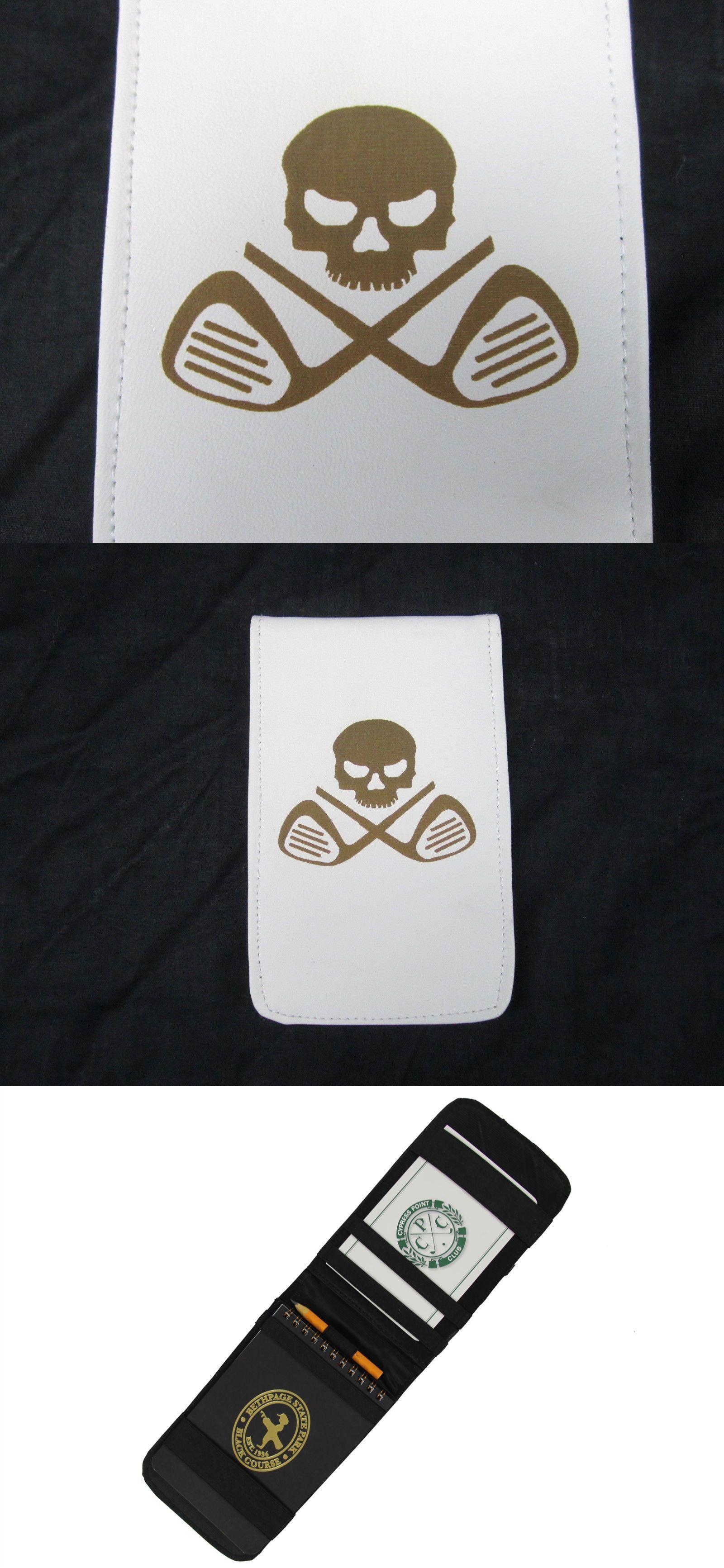 scorecards and holders sunfish leather golf scorecard