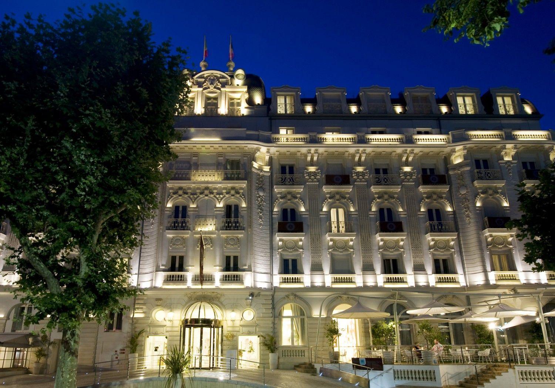 Hotel Boscolo Exedra 5 Star Nice France