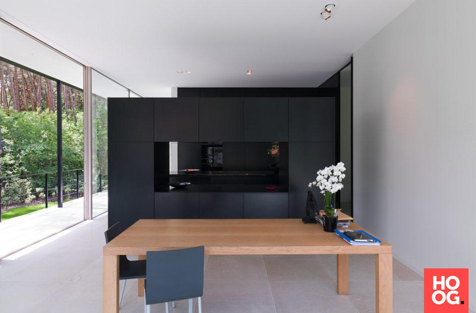 Luxe woonkamer inrichting | keuken design | kitchen | Hoog.design ...