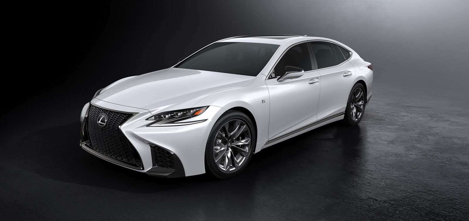 2018 lexus model lineup. Unique Lineup New 2018 Lexus LS 500 F Sport Is The Sportiest In Lineup For Lexus Model Lineup